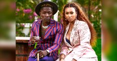 PICS: Shatta Wale & Hajia4Reall Get Stylish In New Images As The Tease Us With A Potential Collab African Dresses Men, Latest African Fashion Dresses, African Wear, Fashion Shoot, Fashion News, Fashion Models, Baggy Jumpsuit, Fine Girls, African Models