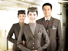 Asiana Airlines cabin crew korea