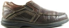 Johnston Murphy Men Leather Loafer shoes Size 9 M Sheepskin Insoles.  ZZZ 31 #JohnstonMurphy #LoafersSlipOns