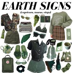 Pin by Obomate . on zodiac fashion boards Aesthetic Fashion, Aesthetic Clothes, Virgo Outfits, Slytherin Clothes, Taurus, Zooey Deschanel, Teenager Outfits, Mode Style, Cute Casual Outfits