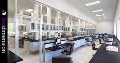 Laboratory - Interior Rendering, Proposed Interior of Laboratory, Ireland