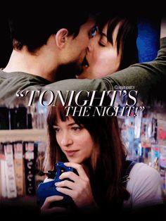 FSoG https://www.pinterest.com/lilyslibrary/ So Tonights the night