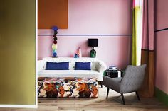 8 surprising new colour combinations for autumn - The Chromologist