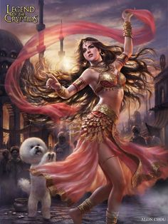 Image result for legend of the cryptids art gallery