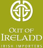 Out of Ireland - Irish Importers logo