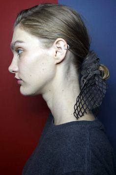 Ornate and playful accessories can turn ordinary ponytails and buns into works of art. Get inspired here: