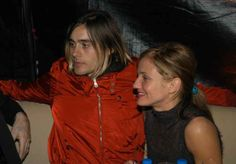 Jared Leto and Cameron Diaz | 19 Totally Forgotten Celebrity Couples Of The '00s
