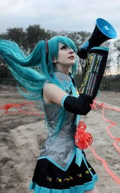 VOCALOID, Cosplay Girls, Cosplay Pictures !!!