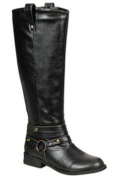 Parkersville Boot in Black