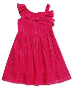 Shop great savings on designer kids clothes, shoes, accessories from top international brands. Girls Frock Design, Kids Frocks Design, Baby Frocks Designs, Baby Dress Design, Baby Frock Pattern, Frock Patterns, Baby Girl Dress Patterns, Baby Girl Frocks, Frocks For Girls