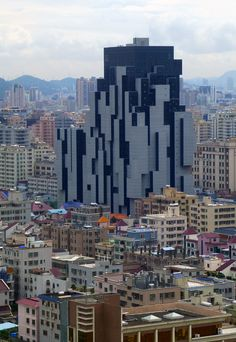 likeafieldmouse:  Hotel Xixiang, Shenzhen, China