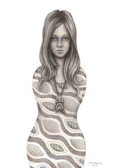 Brett Manning Art 2010