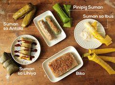 Yummy.ph Guide To Kakanin | Yummy.ph