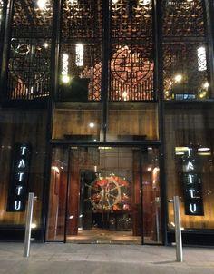Tattu restaurant Spinningfields gallery