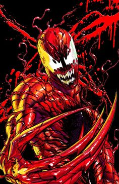 Carnage by Mike S. Miller