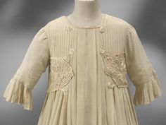 England 1890 Girl's dress   V&A