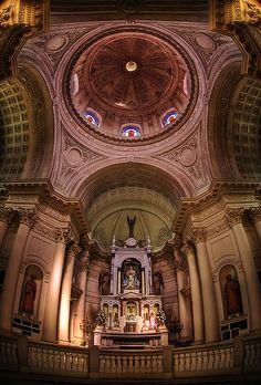 Panteon de los Heroes, Asunción, Paraguay. The National Pantheon of the Heroes is a landmark of Asunción, and a national monument of Paraguay.