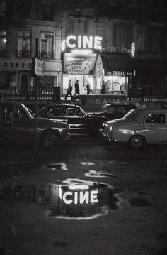 Paris 1960 par Johan van der Keuken