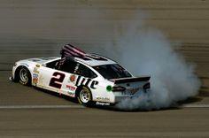 Brad Keselowski, Las Vegas Motor Speedway