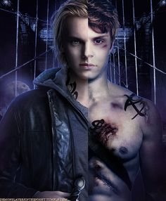 Jace and Jonathan ... jace herondale, jonathan morgenstern, the mortal instruments