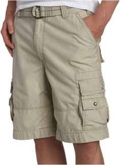 #Levi's #Mens Belted Spike Cargo #Short   ouch!   http://amzn.to/HmOW93