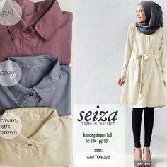 Beli Baju Atasan Seiza Tunik Unik - http://www.butikjingga.com/baju-atasan-seiza-tunik