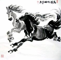 Image from http://image.ec21.com/image/garlina100/oimg_GC02686062_CA02686075/Chinese_Watercolor_Painting-_Two_Horses.jpg.