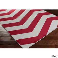 """Meticulously Woven Halluin Modern Geometric Area Rug (5'3"""" x 7'3"""") 