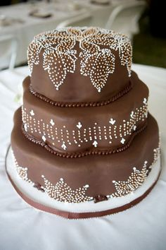 Chocolate Mousse and Nutella cake