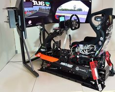 Racing Car Simulator Cockpits | SX02MOTION