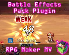 RPG Maker MV plugin that adds lots of features to your battle system