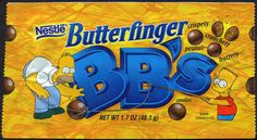 Butterfinger BB's:   35 Things From Your Childhood That Are Extinct Now