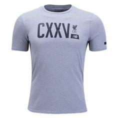 a2c801e1c20 Liverpool. Commemorative T-Shirt. World Soccer ShopClub ShirtsLiverpool  Football ClubSoccer CleatsNew BalanceSoccer ...