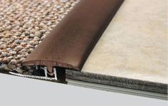 Learn About 7 Basic Floor Transition Strips: Carpet to Ceramic Tile
