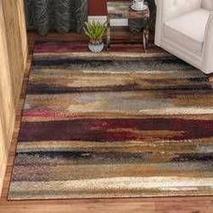 Ebern Designs Hartle Brown/Beige Area Rug Rug Size: x Brown Living Room Decor, Beige Color Palette, Beige Area Rugs, Brown Beige, Rugs, Grey And Brown Living Room, Burgundy Living Room, Area Rugs, Beige