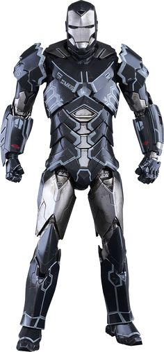 Hot Toys Iron Man Mark XV - Sneaky Sixth Scale Figure