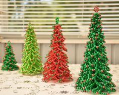 Christmas Tree Tutorial Christmas Decor by FlorenHandicrafts