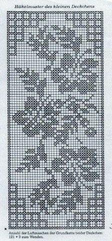 Filet Crochet Afghan Patterns Hundreds Filet Crochet Charts, Crochet Cross, Crochet Diagram, Crochet Art, Thread Crochet, Crochet Motif, Crochet Doilies, Crochet Tablecloth Pattern, Crochet Curtains