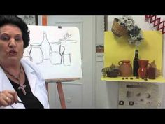 8. Dibujo y pintura. Composición 2 / Drawing and painting. Composition 2 - YouTube