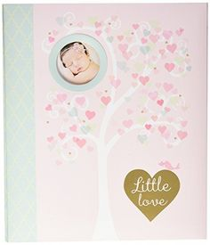 Infants-C.R. Gibson-Loose Leaf Memory Book - Little Love