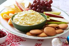 Pineapple Lush Dip - perfect for Game Day parties!