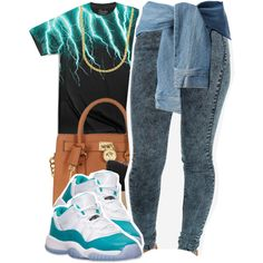 Untitled #1163, created by ayline-somindless4rayray on Polyvore