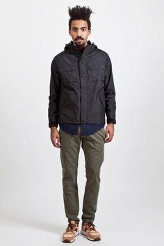 white mountaineering tex jacket