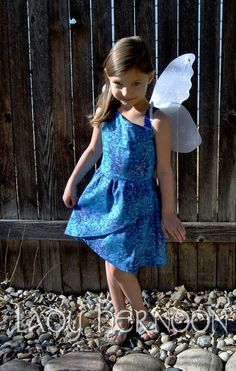 My Pixie Hollow: Silvermist Costume from Disney's Fairies in Sizes 2T, 3T, 4T, 5, 6, 7, 8 and 10