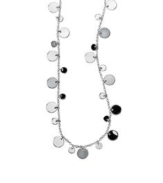lia sophia - Panorama™ Necklace (Style 30407) Goes with EVERYTHING. Also available in gold and hematite.