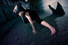 Cosplay of Medusa from #SoulEater