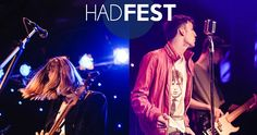 Saturday 8 July 7:00pm The Croft Hall Returning for its third year, Hadfest is a concert organised by young people, for young people, its aim to support local, up-and-coming bands and have a great night out. Previous headline acts have performe...