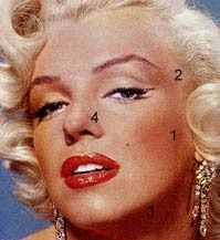The Glam Guide: How To Do Marilyn Monroe Makeup: Step by Step Tips