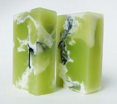 Dewy Bamboo Sudsy Soap Handcrafted Glycerin by desertsoapstone, $5.50 (Diy Soap Vegan)