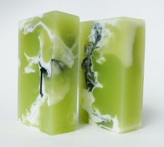 Dewy Bamboo Sudsy Soap Handcrafted Glycerin by desertsoapstone, $5.50